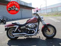 Harley-Davidson Dyna Fat Bob. 1 580 куб. см., исправен, птс, без пробега