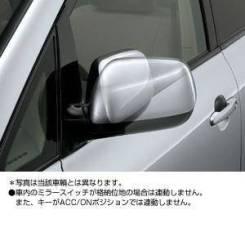 Блок управления зеркалами. Toyota Harrier Toyota Harrier Hybrid