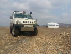 Suzuki Jimny. механика, 4wd, 0.6, бензин, 150 000 тыс. км