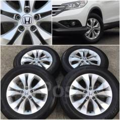 Honda. 6.5x17, 5x114.30, ET50, ЦО 60,0мм.