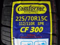 Comforser CF300. Летние, 2016 год, без износа, 4 шт