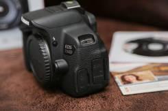 Canon EOS 700D. 20 и более Мп, зум: без зума