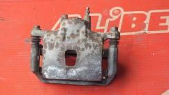 Суппорт тормозной. Nissan: Cube, March, Tiida Latio, Tiida, Note Двигатели: CR14DE, HR15DE, CR10DE, CR12DE