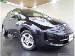 Nissan Leaf. вариатор, 0.1, электричество, б/п. Под заказ