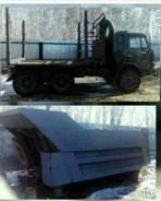 Камаз 55111. Самосвал Лесовоз, 10 000 куб. см., 15 000 кг.