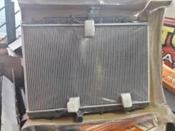 Радиатор охлаждения двигателя. Nissan X-Trail, NT31, TNT31, T31R, T31 Двигатели: QR25DE, MR20DE