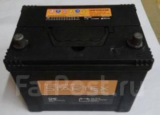 Startex. 80 А.ч., правое крепление, производство Корея