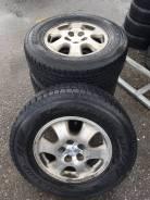 Продам зимний комплект колёс R16 на Тоyota. x16 5x114.30