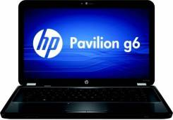 "HP Pavilion g6. 13.3"", 2,6ГГц, ОЗУ 8192 МБ и больше, диск 500 Гб, WiFi, Bluetooth, аккумулятор на 6 ч."