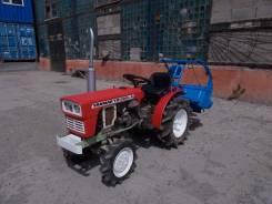 Yanmar YM1300D. Мини-трактор Yanmar, 662 куб. см.