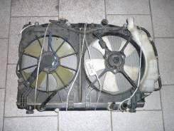 Радиатор охлаждения двигателя. Honda Edix, BE1