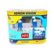 Комплект галогеновых ламп Clearlight Xenon Vision H11