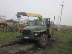 Урал 4320. , 10 700 куб. см., 25 000 кг.