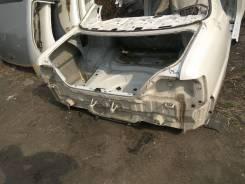 Задняя часть автомобиля.
