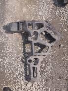 Крепление бампера. Peugeot 408