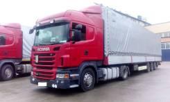 Scania R. 420, 12 000 куб. см., 20 000 кг.