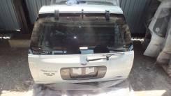 Дверь багажника. Nissan Terrano Regulus, JLUR50, JTR50, JRR50, JLR50 Двигатели: VG33E, QD32TI