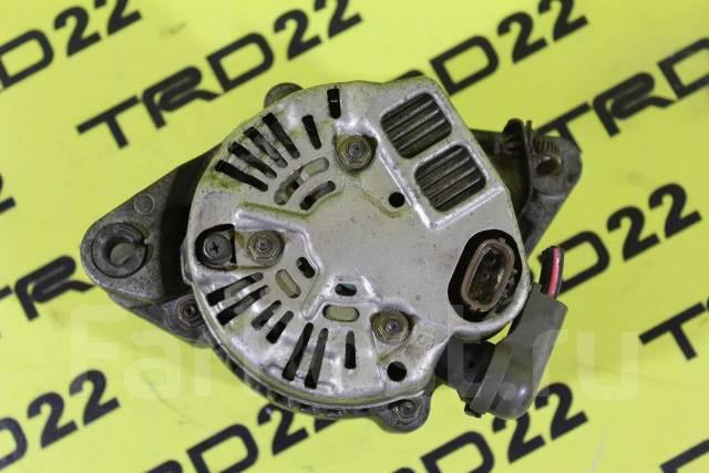 Генератор. Toyota Yaris, SCP10 Toyota Platz, SCP11 Toyota Vitz, SCP10 Toyota Echo, SCP10 Двигатель 1SZFE
