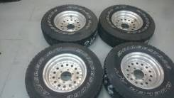Centerline Wheels. 7.0x15, 6x139.70, ET-10, ЦО 108,0мм.