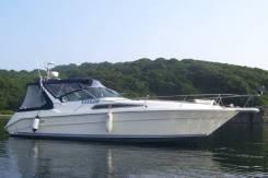 Searay. Год: 1991 год, длина 10,00м., двигатель стационарный, 400,00л.с., дизель. Под заказ
