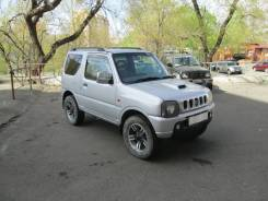 Suzuki Jimny. автомат, 4wd, бензин