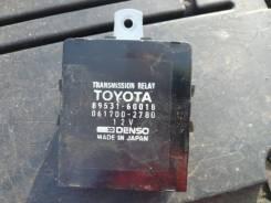 Блок управления автоматом. Toyota Land Cruiser, FZJ80 Двигатель 1FZFE