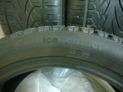 Continental ContiIceContact. Зимние, шипованные, 2012 год, износ: 20%, 4 шт