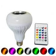 Лампа- динамик с Bluetooth. Под заказ