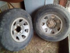 Продам 2 колеса 225/80/15. x15