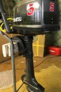 Tohatsu. 5,00л.с., 2-тактный, бензиновый, нога S (381 мм), Год: 2003 год