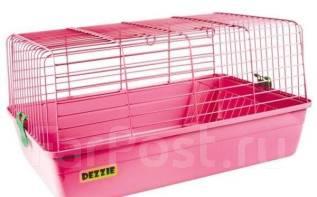 Качественная клетка для кролика (грызунов)