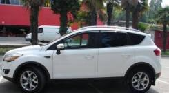 Ветровик на дверь. Ford Kuga, CBV Двигатели: UKDA, G6DG, HYDB, TXDA. Под заказ