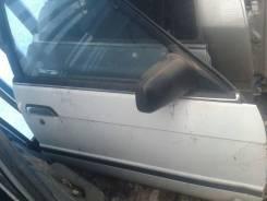Зеркало заднего вида боковое. Nissan Bluebird, SU12 Двигатель LD20