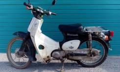Honda Super Cub 50. 50 куб. см., неисправен, птс, с пробегом