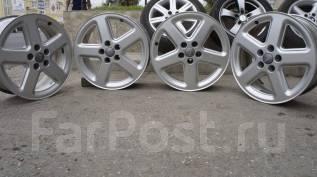 Audi. 7.5x18, 5x112.00, ET25, ЦО 57,0мм.