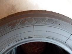 Toyo Teo Plus. Летние, 2013 год, износ: 50%, 4 шт