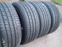 Pirelli P Zero. Летние, 2014 год, износ: 5%, 4 шт