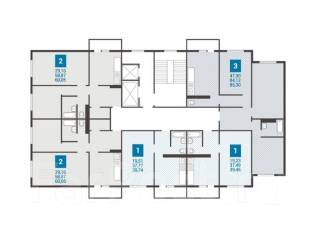3-комнатная, ул. Ленина. 3-Б, агентство, 85 кв.м.