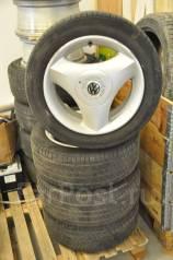 Колеса 5x100 205/50R15 Subaru Toyota VW Skoda. 6.0x15 5x100.00 ET45 ЦО 57,1мм.