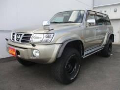 Nissan Safari. автомат, 4wd, 4.8, бензин, б/п, нет птс. Под заказ
