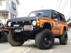 Nissan Safari. механика, 4wd, 4.2, дизель, б/п, нет птс. Под заказ