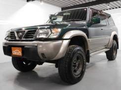 Nissan Safari. автомат, 4wd, 4.5, бензин, б/п, нет птс. Под заказ