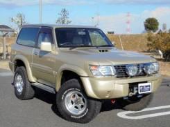 Nissan Safari. автомат, 4wd, 3.0, дизель, б/п, нет птс. Под заказ