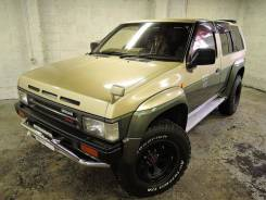 Nissan Terrano. автомат, 4wd, 2.7, дизель, б/п, нет птс. Под заказ