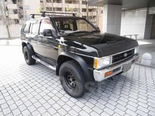 Nissan Terrano. механика, 4wd, 3.0, бензин, б/п, нет птс. Под заказ