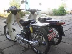 Yamaha. 50 куб. см., исправен, птс, с пробегом