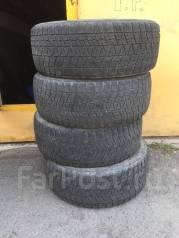Bridgestone Blizzak DM-V1. Зимние, без шипов, износ: 60%, 4 шт