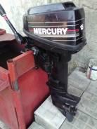 Mercury. 15,00л.с., 2х тактный, бензин, нога S (381 мм), Год: 2000 год