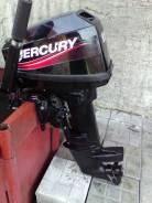 Mercury. 15,00л.с., 2-тактный, бензиновый, нога S (381 мм), Год: 2008 год