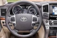 Руль. Toyota: Tundra, Sequoia, Hiace, Land Cruiser, Tacoma Двигатели: 3URFE, 1GRFE, 2UZFE, 1URFE, 2TRFE, 1KZTE, 2KDFTV, 1TRFE, 1KDFTV, 5LE, 1VDFTV. По...